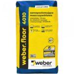 weber floor 4010 (25kg) 1