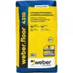 weber floor 4310 (25kg) 1